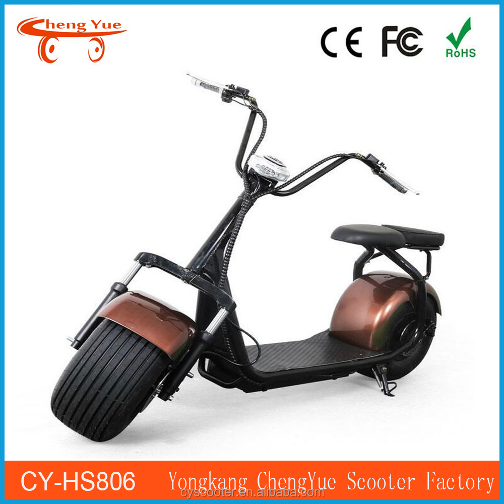 High Density 1000w pihsiang mobility scooter