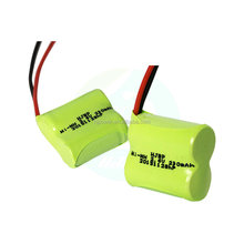 Rechargeable 1 3aaa 2.4v 120mah ni-mh battery for dewalt de9062