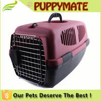 Wholesale Easy Carrier Plastic Pet Cage For Travel/Pet carrier cage