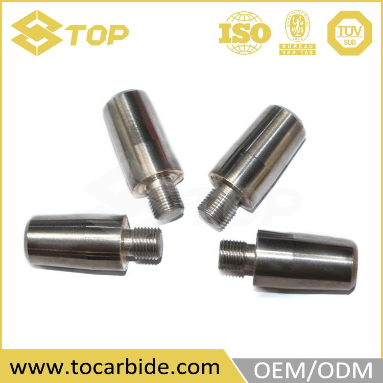 High precision cribbage pegs, tungsten carbide pins factory, carbide peg for sand mill
