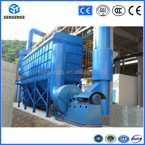 New Type Of Energy Conservation And Environmental Protection Bag Dust Collector