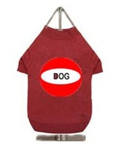 imprinted Red Dog T-Shirt Dogs wholesale dog clothes