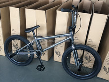 BMX bike chrome steel frame high quality BMX bicycle free style bike