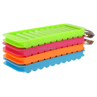 BPA free Silicone ice stick tray Ice Tube Making Trays for Water Bottles-Top Sports Water Bottles/bottle service tray
