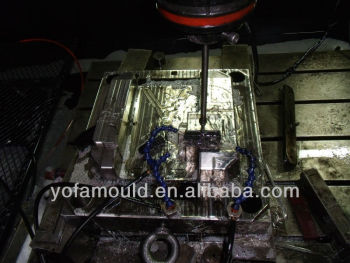 plastic printer top cover injection mould,3D printer machine injection moulds