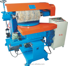 Rotary plate polishing machine