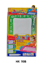 Educational Toy for Kid Drawing/Writing on the water board with pen