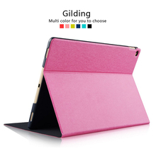 Silk Skin for iPad Pro 10.5 Case, PU Leather Wallet Case for new ipad shockproof tablets case for ipad mini