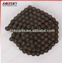 HAISSKY motorcycle parts motorcycle transmission 420 roller chain from China manufacturers