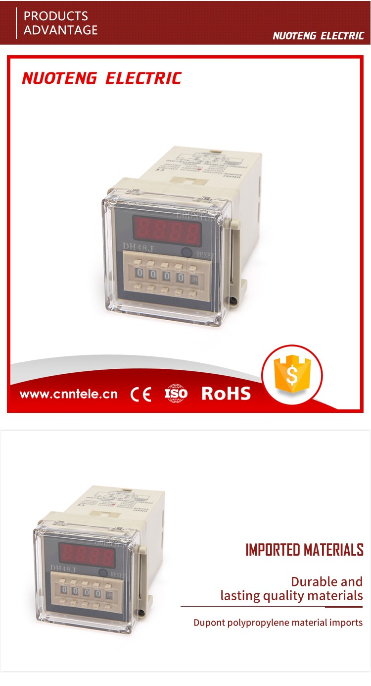 Dh48 J Refrigerator Relay Priceshigh Quality Timer Switch In Refrigerators Prices Prices2 Prices3
