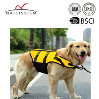 customized design Pet Saver and Life Jacket for Puppy Swim Vest