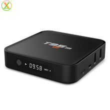 New Original T95m pro s905x quad core android 6.0 tv box install free play store app mag254 ott tv box
