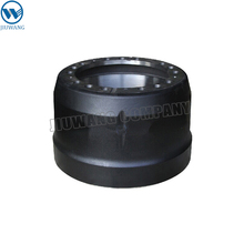 High Performance HT250 Material 3600a Heavy Duty Truck Hand Brake Drum