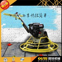 portable 2016 hot sell robin engine road building concrete trowel ST436-6R