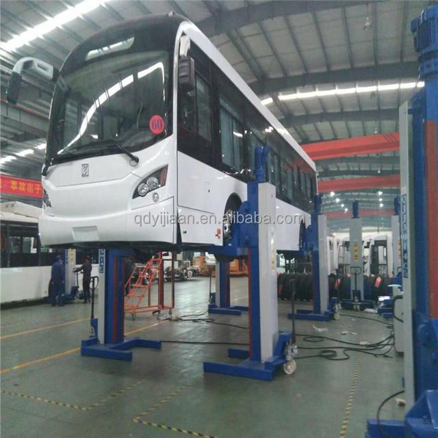 30t mechanical mobile quick jack repair automotive lifts prices