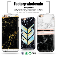 fundas para celurares marble and custom flip mobile phone case for iphone 6s 5 case for samsung s7 cover