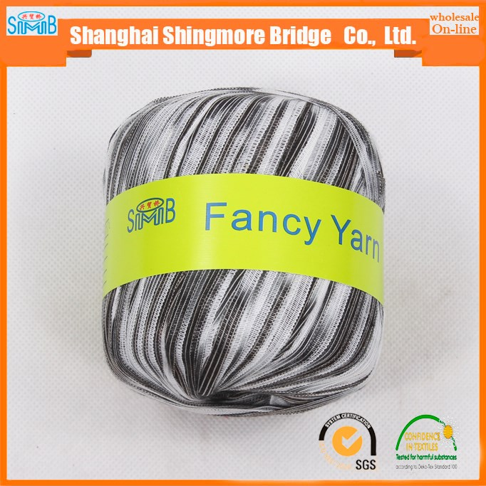 wholesale market in china supply eco friendly acrylic nylon mixing yarn for knitting sweater