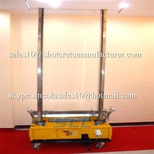 Wall plastering tools hot sale cement plastering tools machine/cement sand plaster machine