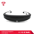 W2 Android Wifi video glasses mobile theater support AR software Android smart glasses