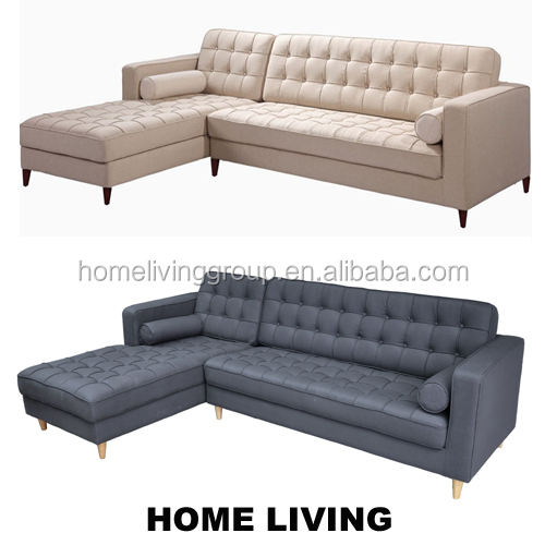 L shape modern corner sofa buy corner sofa l shape for Sofa en l liquidation