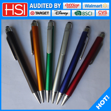 necessaries multi-function special gift promotional plastic ball pen