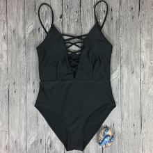 Girl Transparent Bathing Suit Latest Fashion Swimwear Bikini Model Black Color
