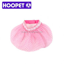 2015 New Dog skirt pet supplies dog clothes model