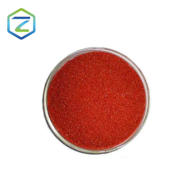 Food Additive Nutrition Enhancer Iron(III) citrate Factory Price