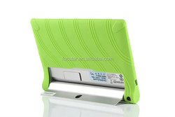 Weave Pattern Silicone Case Cover for Lenovo Yoga Tablet 2 1050F 1050L