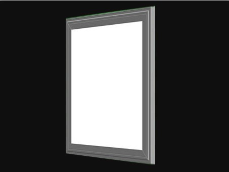 samsung 5252 led light panel with UL driver