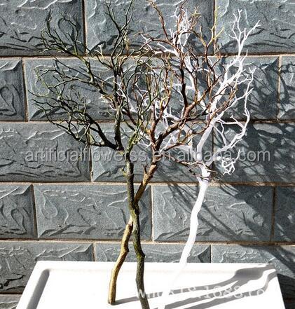 arbre sans feuilles d coration tronc blanc arbre sec artificielle branche de corail arbres. Black Bedroom Furniture Sets. Home Design Ideas