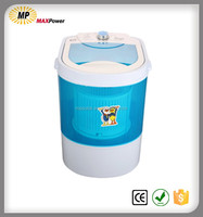 mini pulsator washer/portable type two-tub washing machine for wash and spin