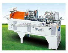 Automatic Mini Small Carton Box Folder Gluer Machine