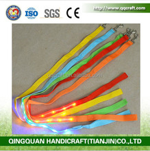 QQ Pet Factory Innovative Products Led Dog Leash,Dog Lead,Led Pet Lead