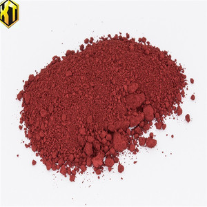 Construction grade pigment red ferric oxide fe2o3 with good price