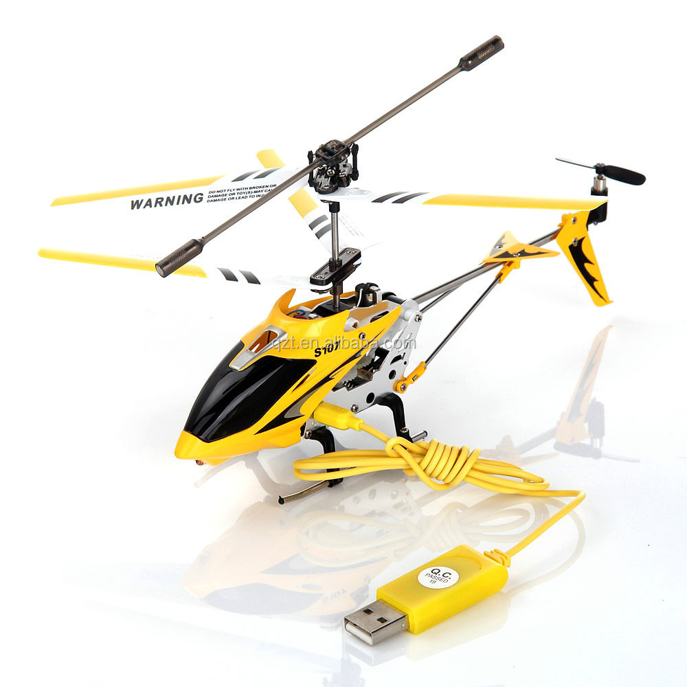 S107G 3.5CH RC Helicopte ,New Metal edition with Gyro remote control MINI RC Helicopter Toys