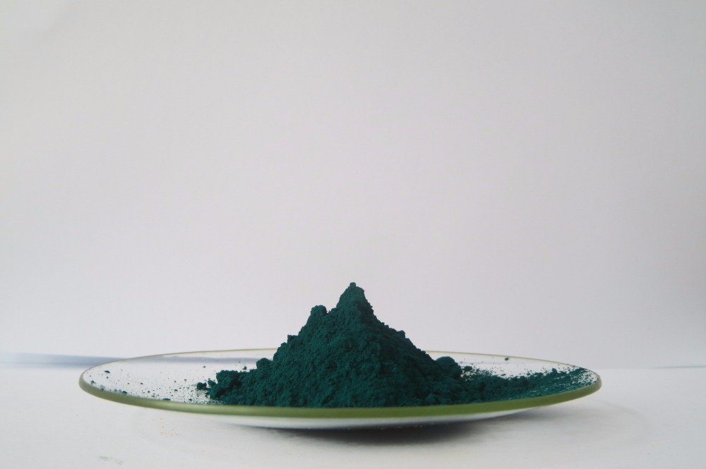 raw material in plastic industry / 5319phthalocyanine green / P.G.7 / cobalt