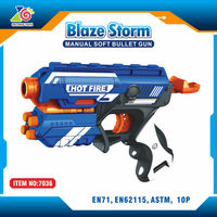 hot sale soft gun toys best price blue pistols for sale/plastic airsoft realistic toy guns pistols for sale