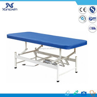 YXZ-1C Waterproof cushion hydraulic physical therapy hospital examination bed