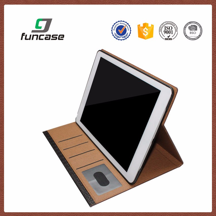 Hot sale waterproof keyboard case leather smart case for ipad mini