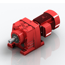 2018 Hot sale helical gear reducer