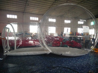 fast shipping transparent Inflatable Bubble Tent for sale
