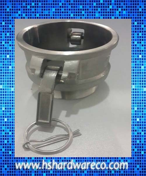 """Camlock quick coupling 304/316 stainless steel item """