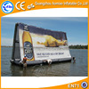 Big billboard advertising, inflatable billboard, floating billboard for sale