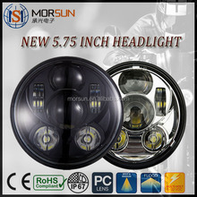 Hi/lo Beam Motorcycle Headlights LED Projector Lens Head Light For Road Glide Ultra FLTRU