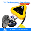 TPF the new portable mini Tyre Inflator/Air Pump