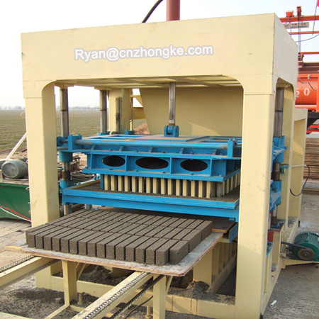 Professional construction building block machine cement brick making machine for sale