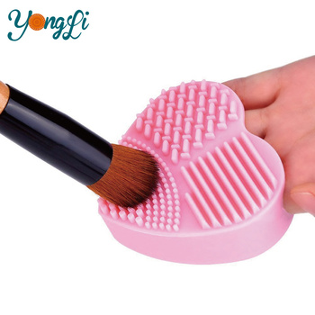 Cleaning MakeUp Washing Brush Cosmetic Silicone Makeup Brush cleaner