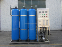 2000L underground reverse osmosis drinking water filter system