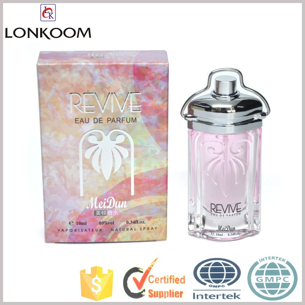 Women long lasting smell mini perfume with high quality for Long lasting home fragrance